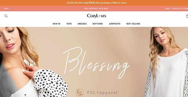 Cozyloves Clothing Review
