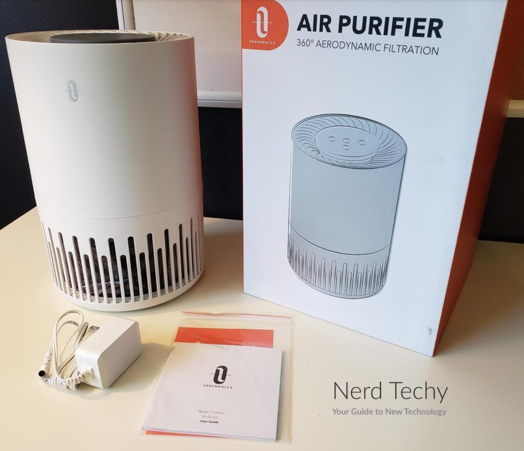 Taotronics Air Purifier Review