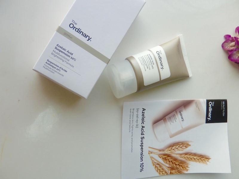 The Ordinary Azelaic Acid Suspension 10 Review