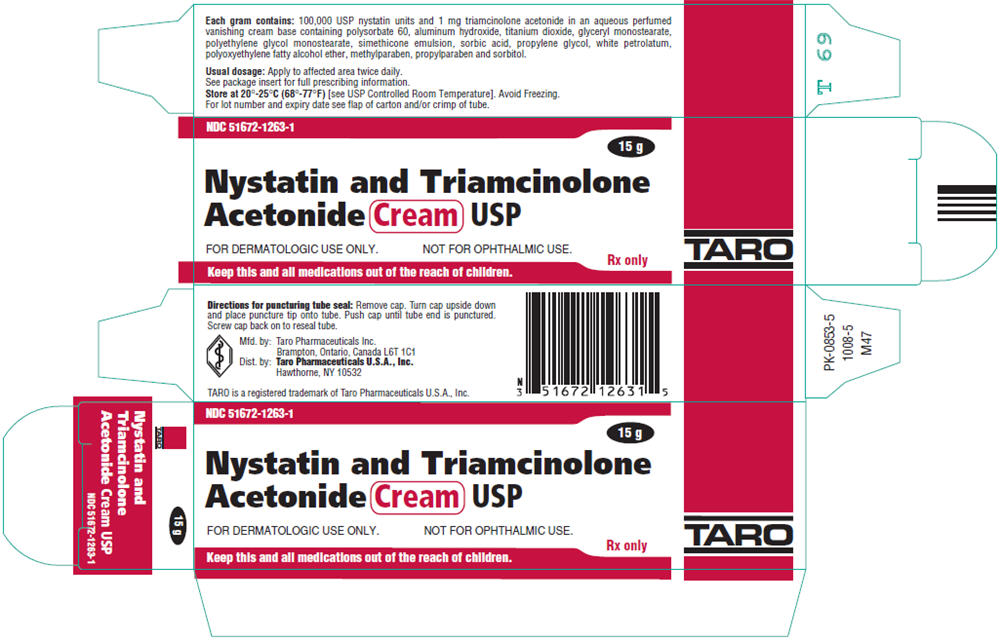 Nystatin And Triamcinolone Acetonide Ointment Usp