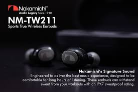 Nakamichi Tw211 Review