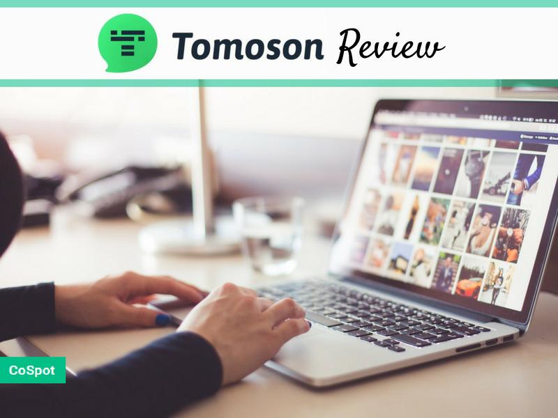 Tomoson Reviews