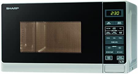 Sharp R26Slm Microwave Oven Review