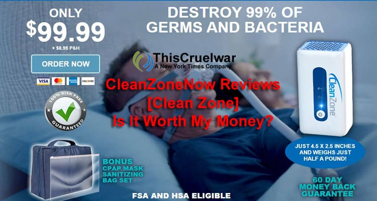 Cleanzonenow Reviews