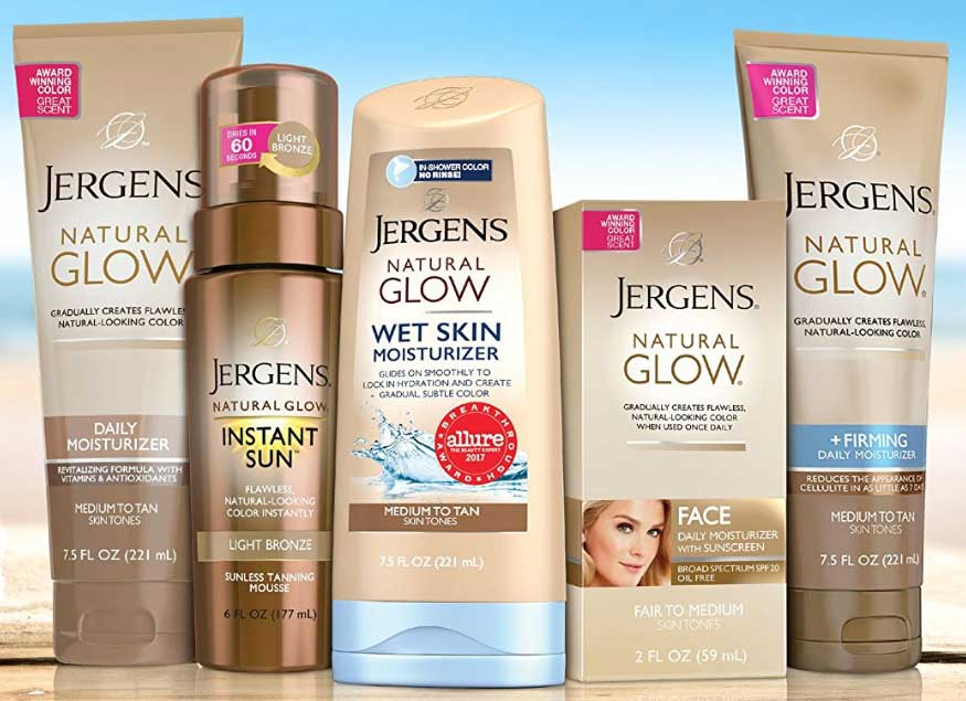 Jergens Instant Sun Review