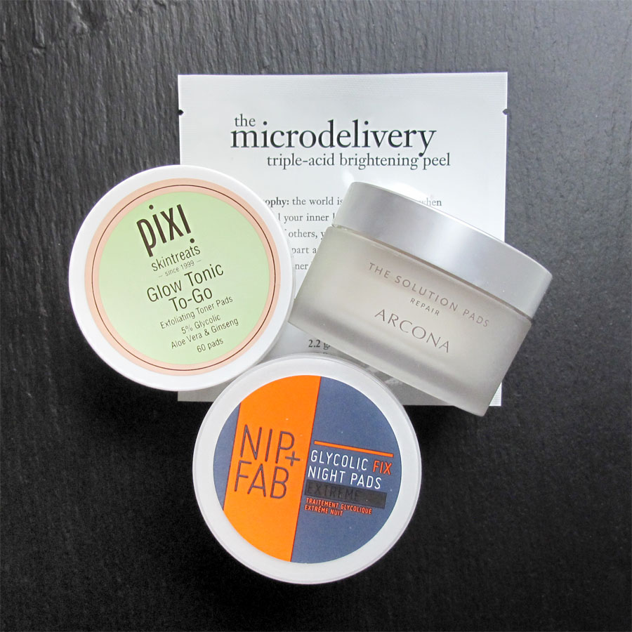 Nip And Fab Glycolic Fix Pads Review