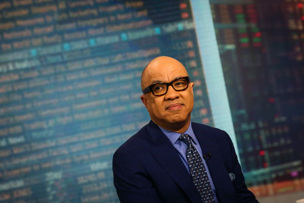 Darren walker salary