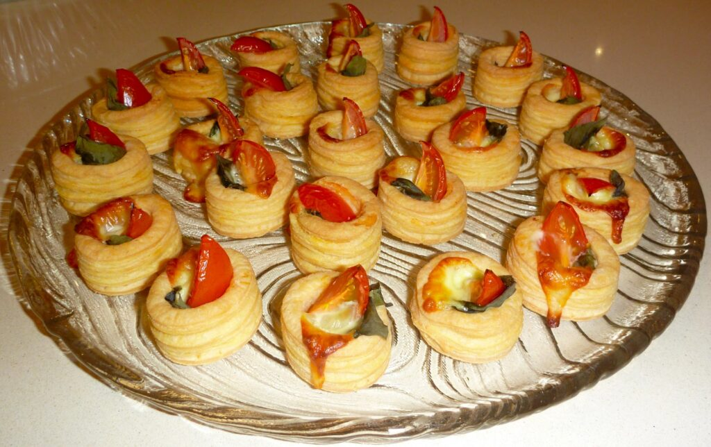 Where to buy vol au vent cases