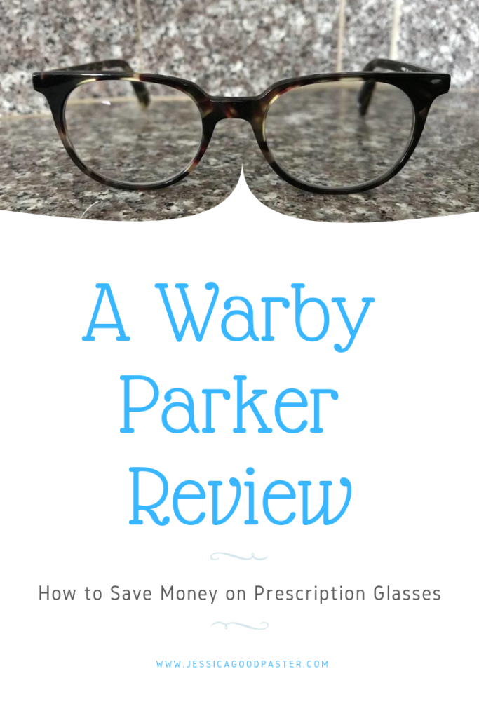 Warby parker blue light filtering review