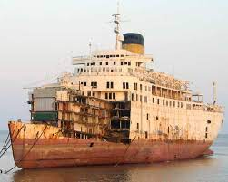 Buy retired cruise ship