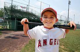 Mike trout son