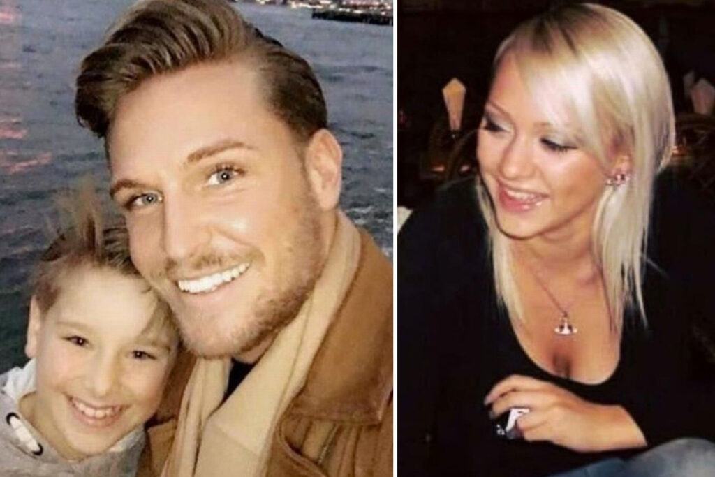 Who is the mother of tom zanetti son