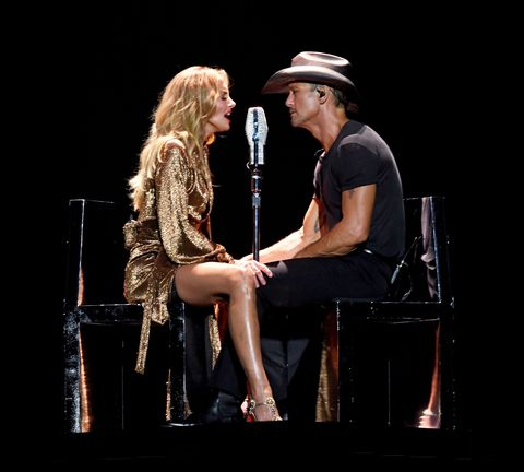 Does Tim Mcgraw Play Piano