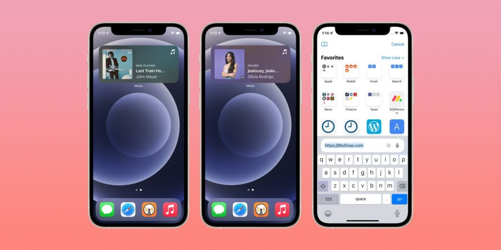 Whats New With Ios 15