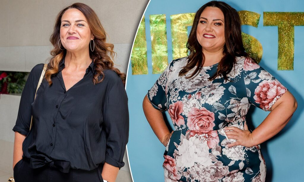 Chrissie Swan Weight Loss Surgery