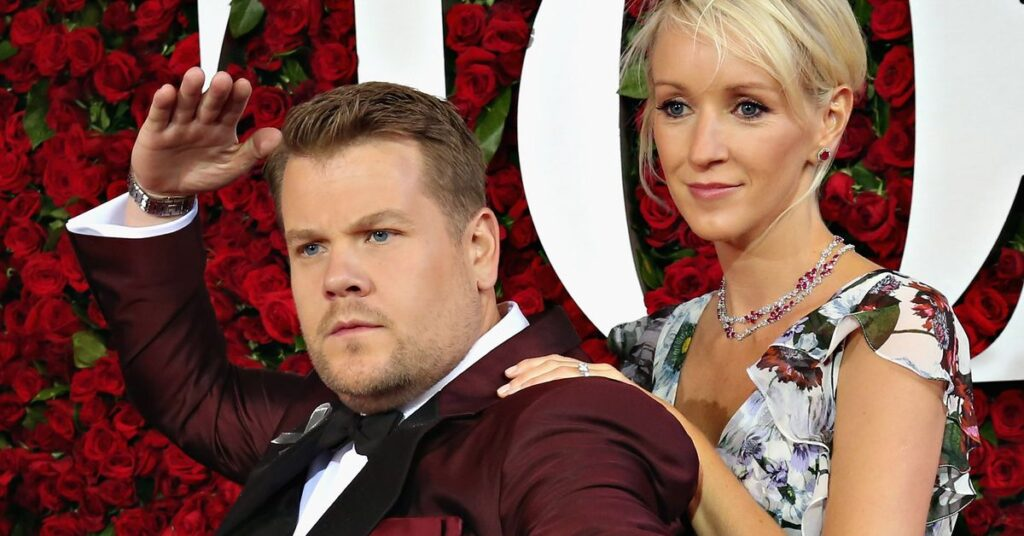 James Corden Sisters Podcast