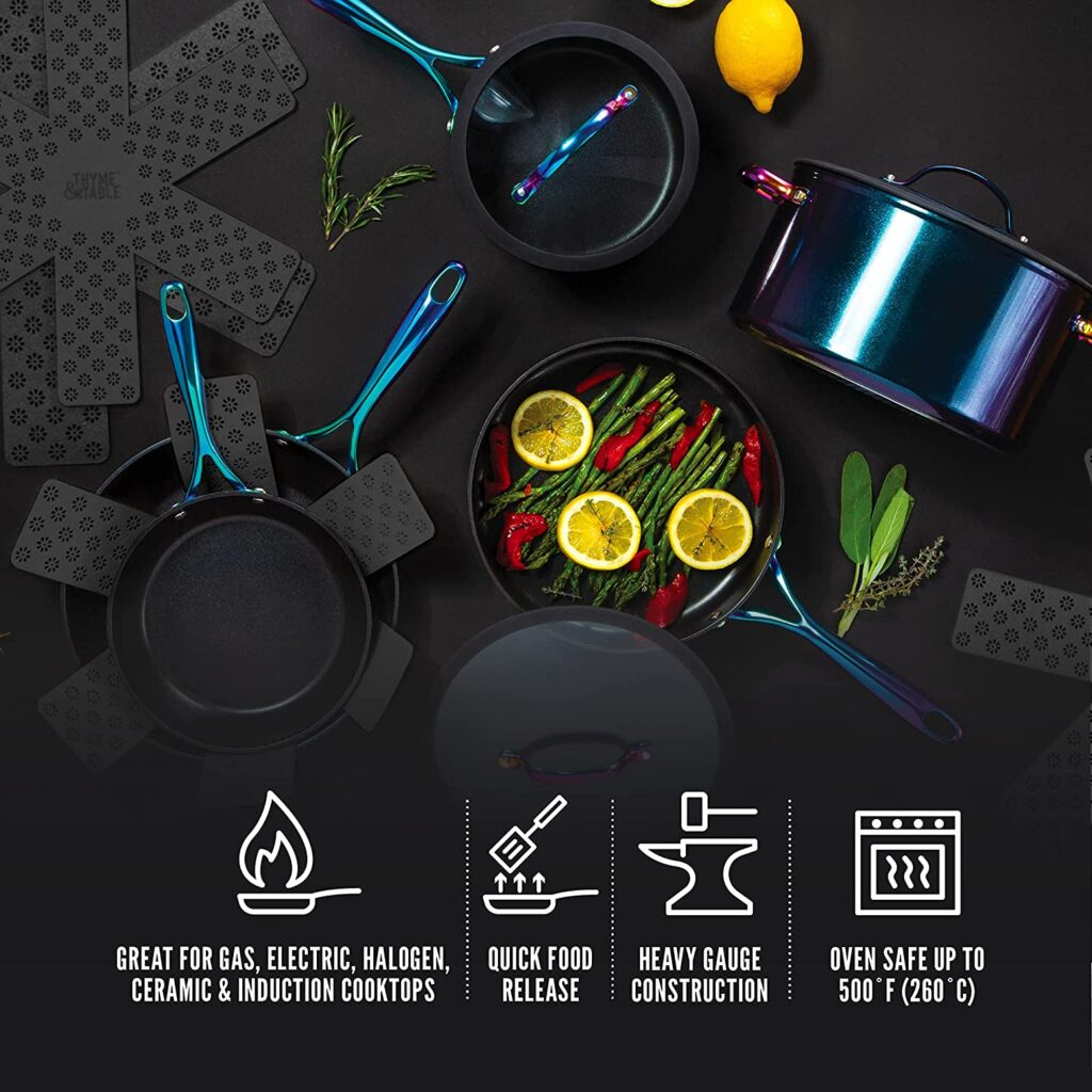 Thyme & Table Cookware Reviews