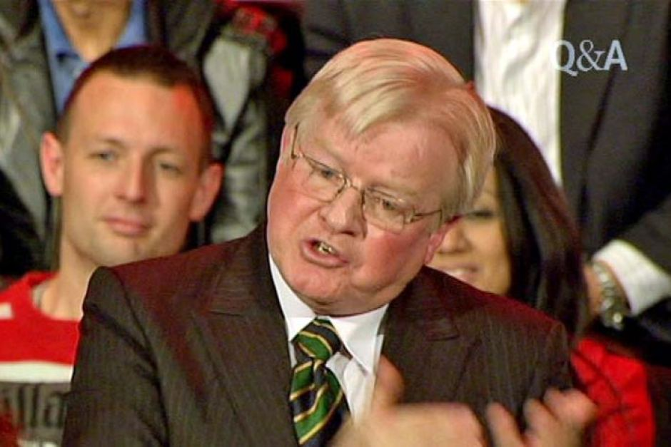 Kevin Rudd Look-Alike Competition