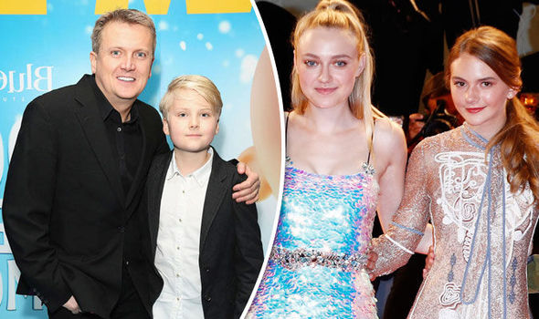 Who Is Aled Jones Daughter