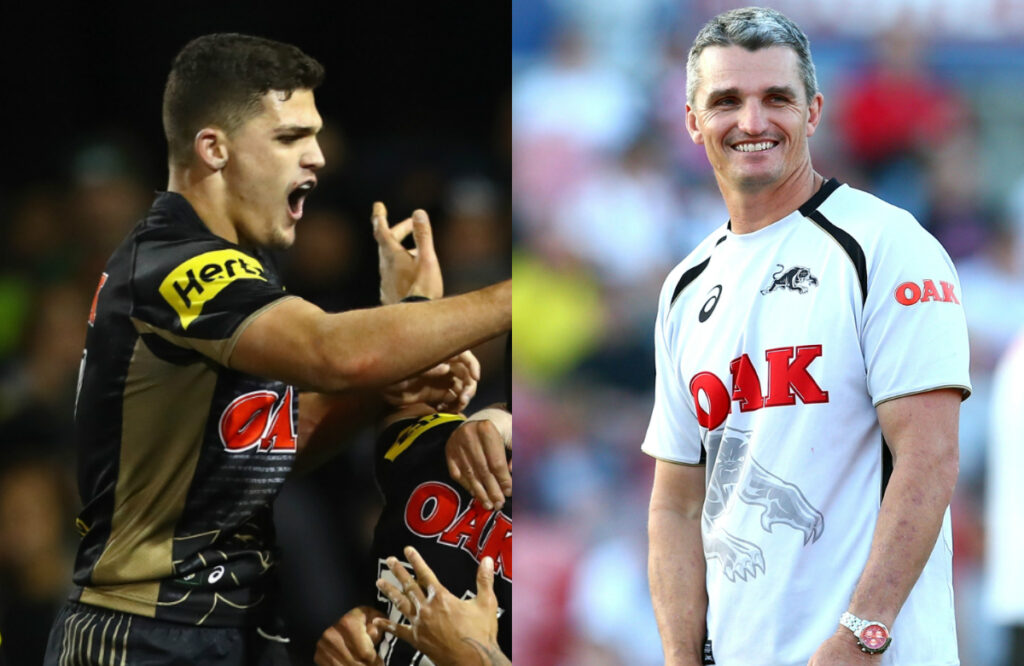 Nathan Cleary Dad