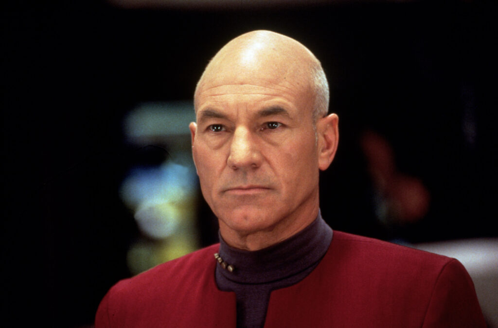 Who Played Captain Picard